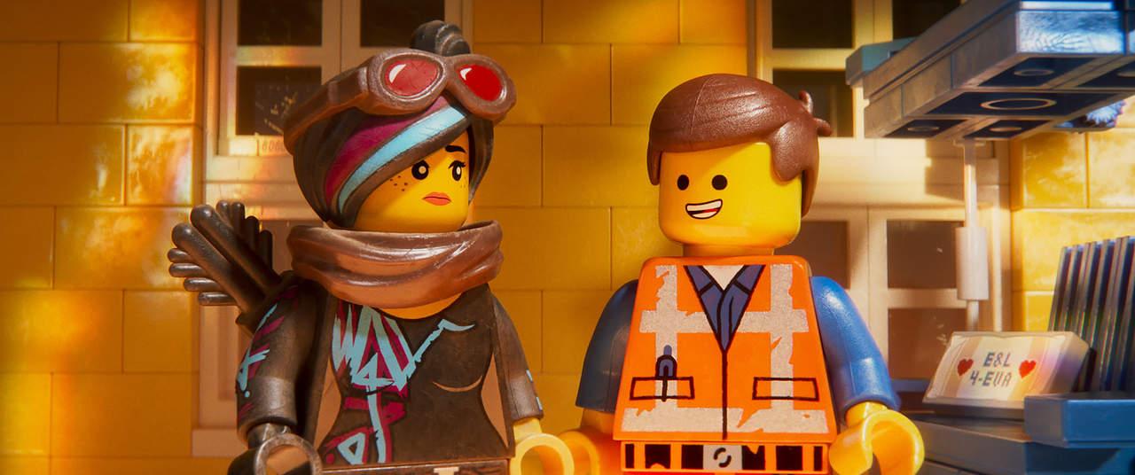 Uma aventura Lego 2: Assista Online Agora