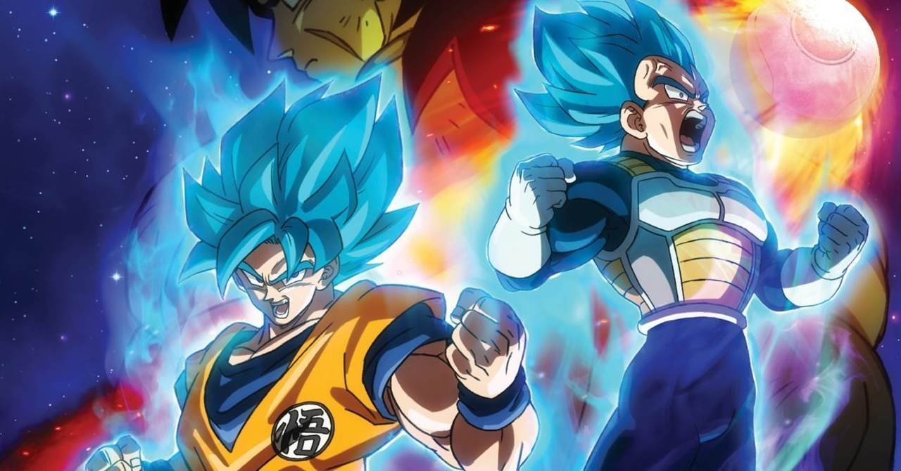 Dragon Ball Super Broly: Assista Online Agora