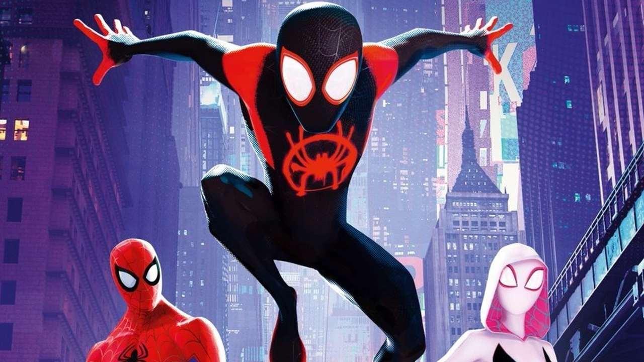 Homem-Aranha no Aranhaverso: Assista Online