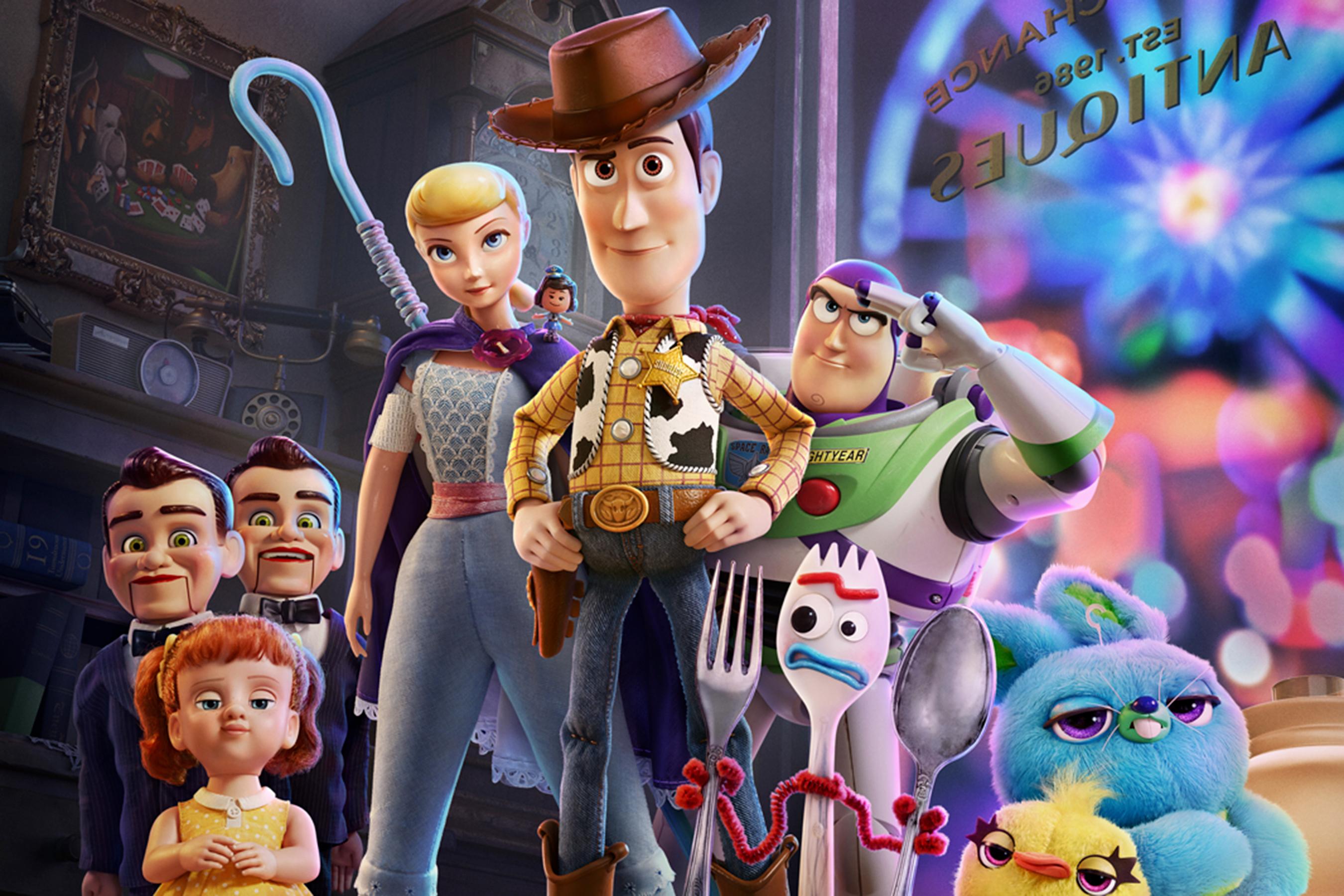 Toy Story 4: Conheça a história do novo filme da Pixar